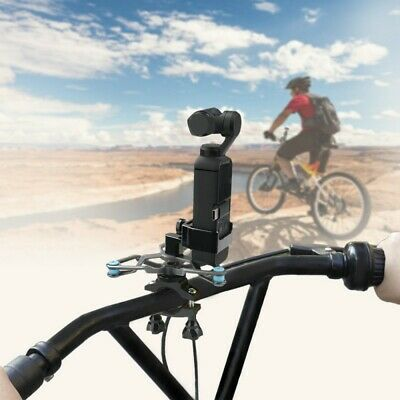 Bicycle Mount OSMO Pocket Expansion Kit Shock-proof Bike Fixed Adapter Bracket