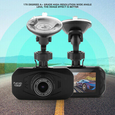 "2.7"" Dash Cam FHD 1080P Front and Rear Car Dashboard Camera 170° DVR Recorder"