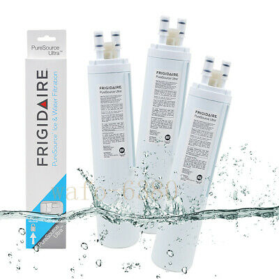 3 PACK Genuine Frigidaire Ultra ULTRAWF PureSource 241791601 Water Filter USA
