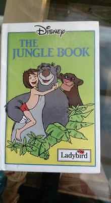 Jungle Book Picture Story HB Book Children's Favourite Disney Stories 1985