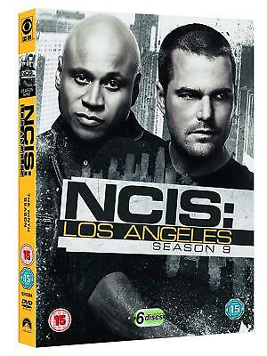 Ncis Los Angeles The Complete Dvd Season 9 Englisch