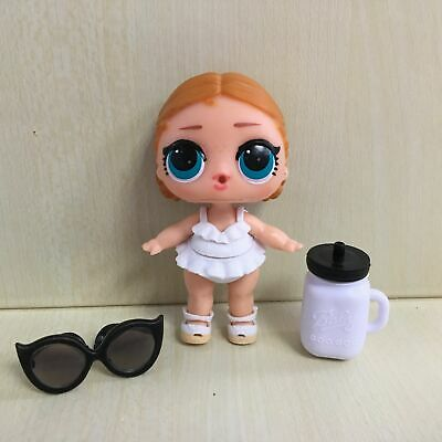 2pcs LOL Surprise Series 3 Big Sister Doll VACAY Baby And Showbaby Girl/'s Gift