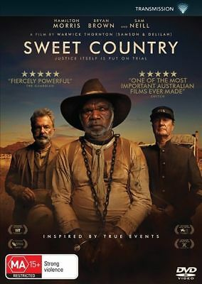 Sweet Country DVD : NEW