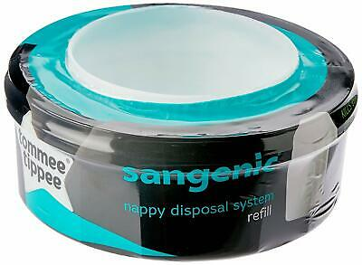 Sangenic Nappy Disposal Refill Cassette (Single Pack) by Tommee Tippee