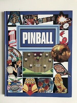 Pinball by Ladwig Dieter, Hardcover in perfect condition. Great images inside