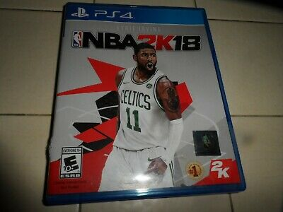 d6ba4b1eaed4 NBA 2K18 FOR PlayStation 4 PS4 Basketball Kyrie Irving -  9.99 ...