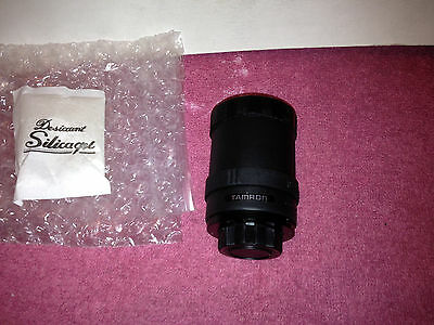 "NEW TAMRON 1/3"" CS ASPHERICAL TV LENS 5 50 mm 1:1.4 USA"