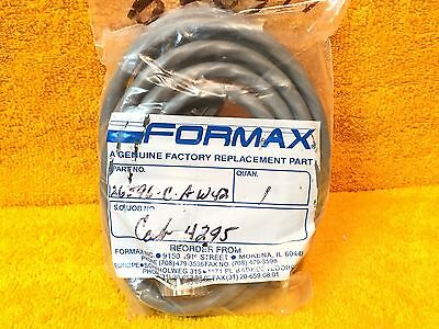 New Formax W42 C26596A Mc Cable Assembly