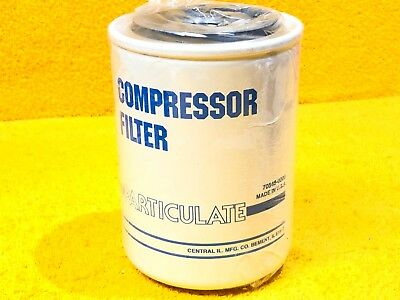 New Particulate 70548-0000 Compressor Filter