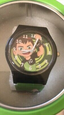 Ben10 KIDS Watch in Tin Box , Numbered dial Multicolored Diakakis 000500207