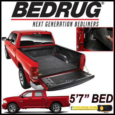 "BedRug Classic Bed Mat Liner for 2009-2018 Dodge Ram 1500 FITS WITH 5'7"" BED"