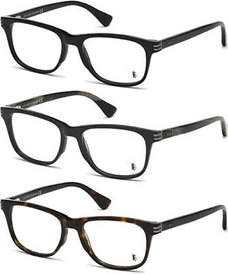 Tod's Optical Men's Soft Square Classic Eyeglass Frames TO5104 - Made In Italy