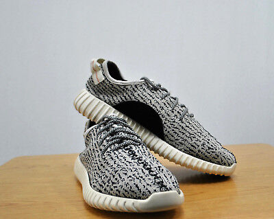 buy popular 258e3 e3552 ADIDAS YEEZY 350 V1 Boost Turtle Dove AQ4832 Sz 11 Grey Kanye 100% Authentic
