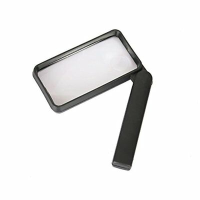 Rectangulaire Loupe pour Lecture ( Loupe Glas Grossissant Lecture)