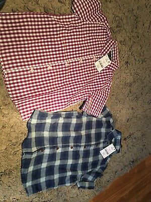 Boys NEXT 5-6year Shirt Bundle / Brand New With Tags / Party Shirts