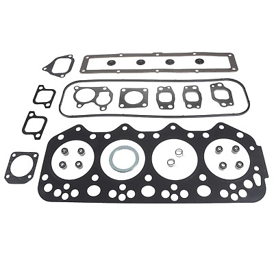EXHAUST PIPE SEAL 32696739 BOLT KIT  INCL CYLINDER HEAD GASKET SEALING SET