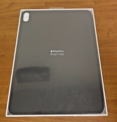 Apple Smart Folio For 11-Inch Ipad Pro - Charcoal Gray (Mrx72Zm/a) (04)