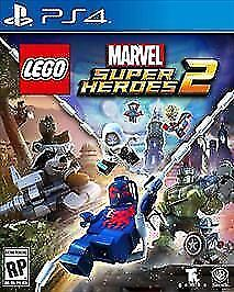 PlayStation 4 : LEGO Marvel Superheroes 2 - PlayStation VideoGames