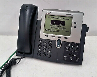 CISCO CP-7940G Unified IP Voip Phone