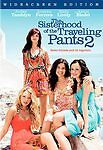 The SISTERHOOD of the TRAVELING PANTS 2 Widescreen DVD New Sealed