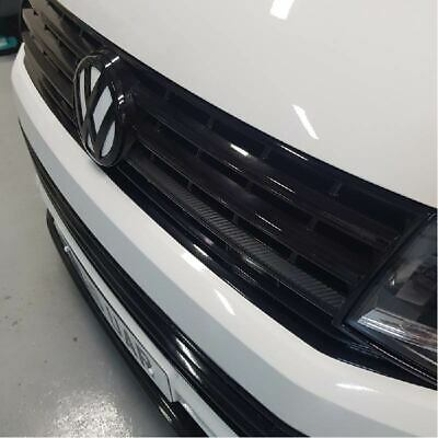 Transporter T6 Vw Grille Styling Trim (Carbon Fibre)