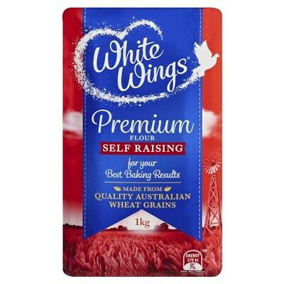 White Wings Self Raising Flour 1kg