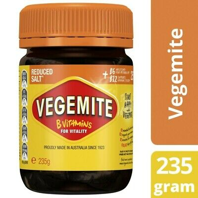 Vegemite Salt Reduced Spread 235 gram