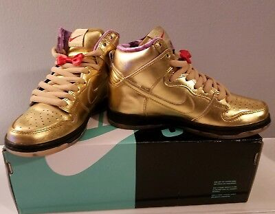 buy popular 08cb9 86049 NIKE SB DUNK HIGH HUMIDITY size 4 Youth. NEW IN BOX!!! HIGH TRUMPET!