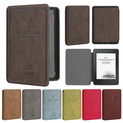Smart Case Magnetic e-Books Reader Cover For 2018 Amazon Kindle Paperwhite New
