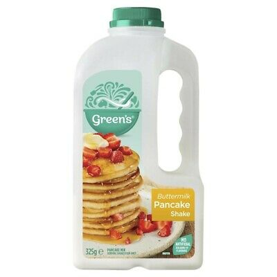 Green's Buttermilk Pancake Shake 325g
