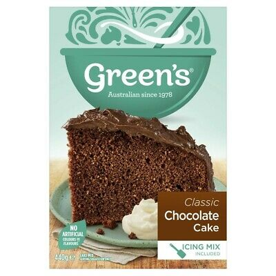 Green's Traditional Chocolate Cake Mix 440g