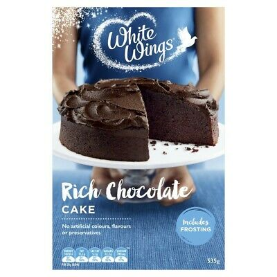 White Wings Rich Chocolate Cake Mix 535g