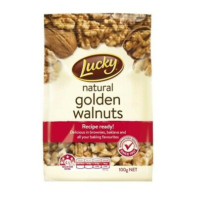Lucky Golden Walnuts 100g