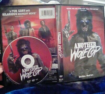 Another Wolf Cop (DVD, 2018) Amy Matysio Kevin Smith VERY GOOD DVD