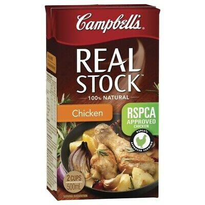 Campbell's Real Chicken Stock 500mL