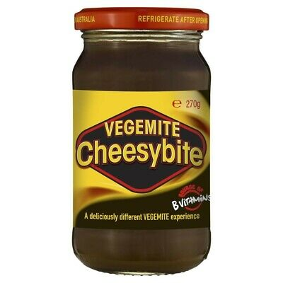 Vegemite Cheesybite Spread 270g