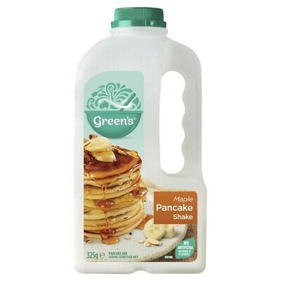 Green's Maple Syrup Pancake Shake 325g