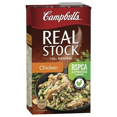 Campbell's Real Chicken Stock 1L