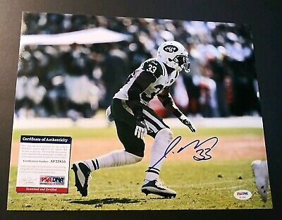 f070f369a Jamal Adams New York Jets Pro Bowl Signed Autographed NFL 11x14 Photo PSA  COA