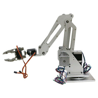 3 Axis Robot Mechanical Arm Claw Gripper Motor For 3D Printer