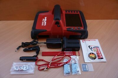 HIlti 3503609 X-Scan PS 1000-B Measuring Concrete Case Scanner System $31,000