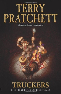 Pratchett,Terry-Truckers (Re-Issue) Book Nuevo