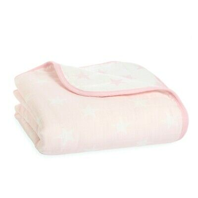 aden and anais premium flannel muslin: soft, cosy for winter grace dreamblanket