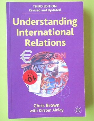 underst anding international relations brown chris