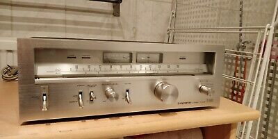 Pioneer TX-8500 ii   AM/FM Stereo Analogue Tuner (1977-79)