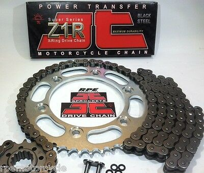 JT 530 X-Ring Chain 15-42 T Sprocket Kit 71-4804 for Honda CBR1000RR 2008-2012