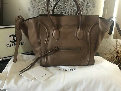 PRE OWNED CELINE Medium Phantom Luggage Handbag -  405.00  ebfb321783dbe