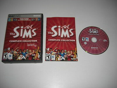 the sims 1 complete collection mac