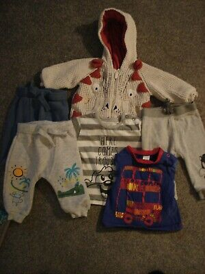 Baby Clothes unisex/boy Odds and Ends 3-6 Months - Good Condition