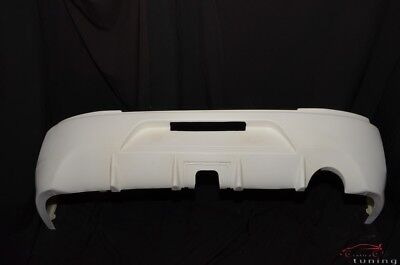 Mitsubishi Lancer Evolution  EVO 7-8-9 rear bumper OEM style